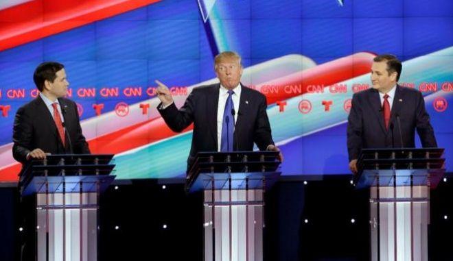 ΗΠΑ- Εκλογές: Άνοιξαν οι κάλπες στη Βιρτζίνια