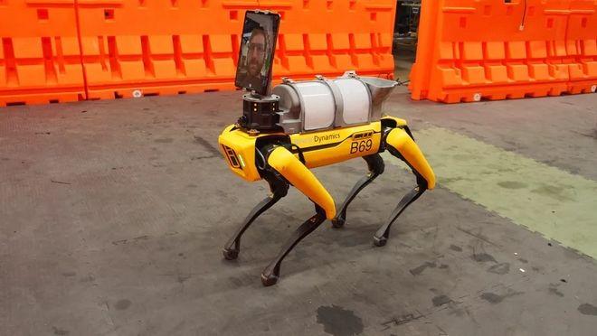 Spot, το τετράποδο ρομπότ: Η καλή και η