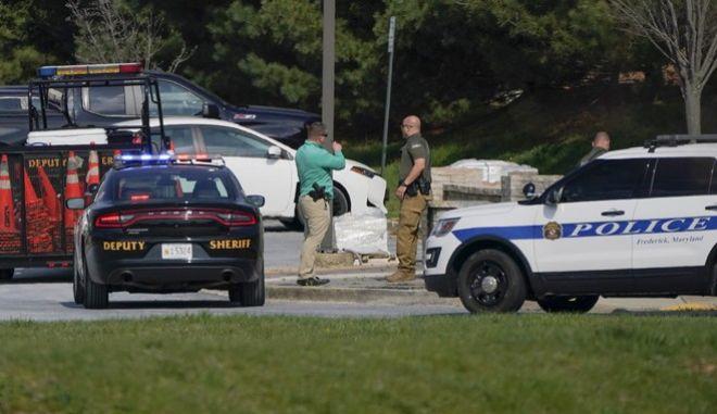 Αστυνομία στο Μέριλαντ (ΑΡΧΕΙΟΥ)