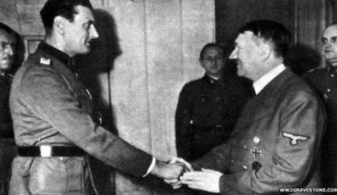 Μηχανή του χρόνου: Ο άνθρωπος που με εντολή Χίτλερ, έσωσε τον Μουσολίνι