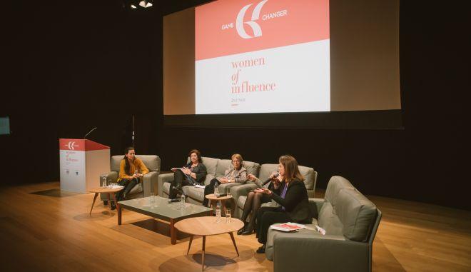 Women of Influence: Οι γυναίκες 'άλλαξαν το παιχνίδι' για 2η χρονιά