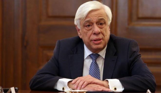 Παυλόπουλος: Νέα περίοδο στις σχέσεις Ελλάδας - Κίνας σηματοδοτεί η επίσκεψη Σι Τζινπίνγκ
