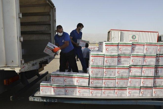 Σημαντική βοήθεια από το Ιράν στη Βηρυτό