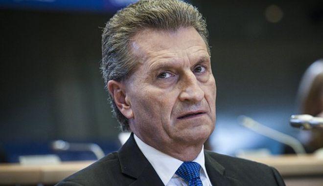 Γερμανός Επίτροπος θα δεχόταν τη συμμετοχή του ΔΝΤ απλώς ως τεχνικού συμβούλου