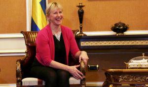Σεξουαλική παρενόχληση στο ανώτερο πολιτικό επίπεδο καταγγέλλει η σουηδή ΥΠΕΞ