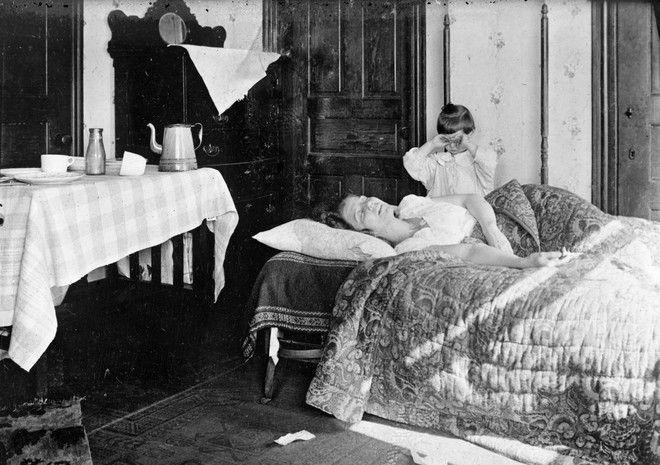 Πανδημία γρίπης το 1918