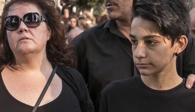 Στο νοσοκομείο ο 16χρονος γιος του Ανδρέα Μπάρκουλη
