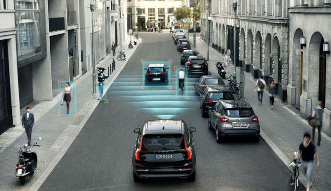 Κατά 28% μειώνει τα ατυχήματα η Volvo με το City Safety