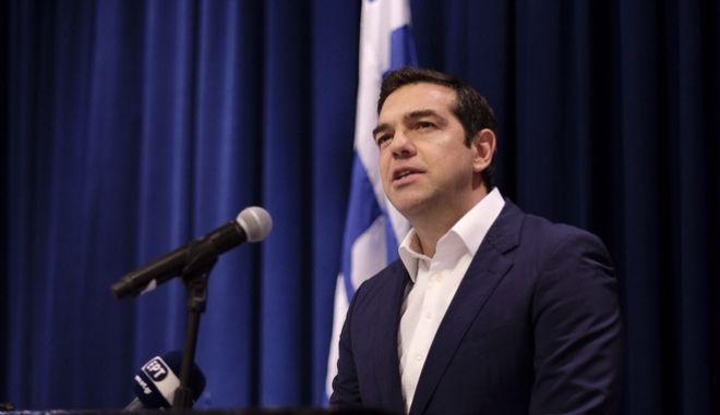 Ο πρωθυπουργός Αλέξης Τσίπρας - Φωτογραφία αρχείου