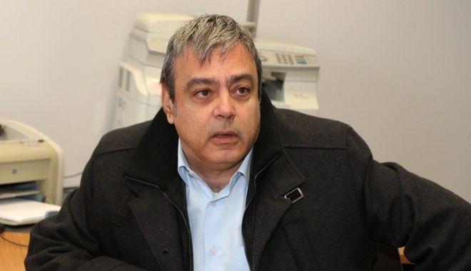 Ο υπουργός Επικρατείας, Χριστόφορος Βερναρδάκης
