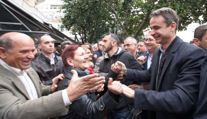 Μητσοτάκης: Γιατί δεν πήγα στη Θράκη όπως ο Τσίπρας