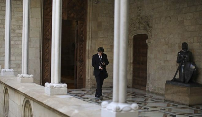 Η ώρα της αλήθειας για την Καταλονία: Τι αποφάσισε ο Πουτζντεμόν