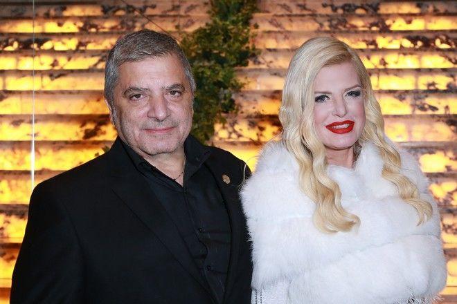 Γιώργος Πατούλης και Μαρίνα Πατούλη