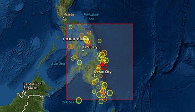 Φιλιππίνες: Ισχυρός σεισμός 6,1 βαθμών