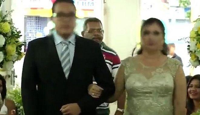 Ματωμένος γάμος: Εμφανίστηκε πίσω από το ζευγάρι κι άρχισε να πυροβολεί καλεσμένους