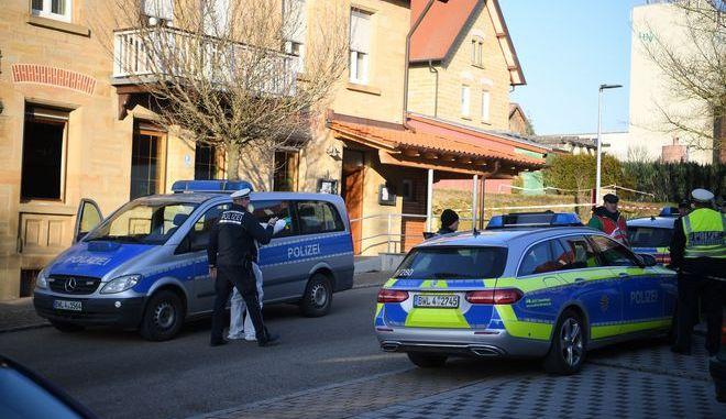 Αστυνομία της Γερμανίας