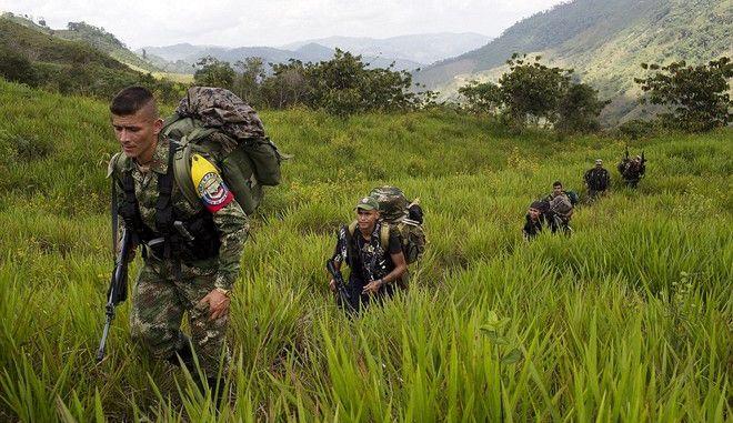 Ομπάμα: 450 εκ. δολάρια στην Κολομβία για την ειρηνευτική διαδικασία