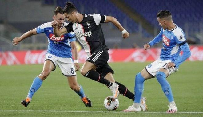 Κυπελλούχος Ιταλίας η Νάπολι, 4-2 στα πέναλτι την Γιουβέντους