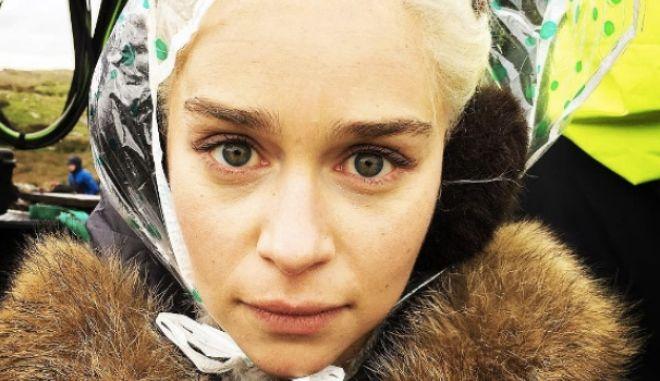 Game of Thrones 7: Η Εμίλια Κλαρκ δεν περνάει καλά στα γυρίσματα