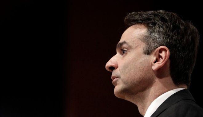 Μητσοτάκης στο Bloomberg: Η Ελλάδα χρειάζεται εκλογές