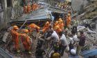 Διασώστες ψάχνουν για επιζώντες στην Ινδία