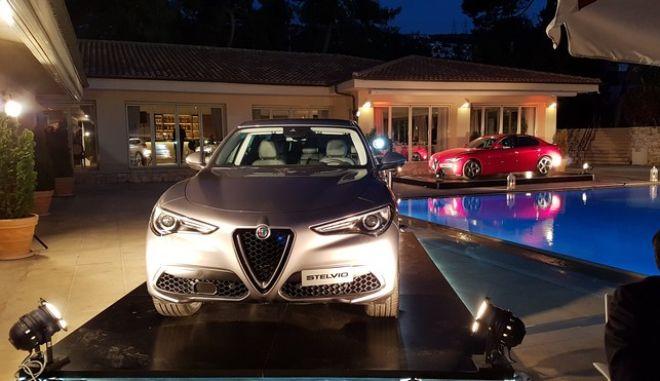 Η Alfa Romeo Stelvio δίπλα στις γυναίκες που εμπνέουν