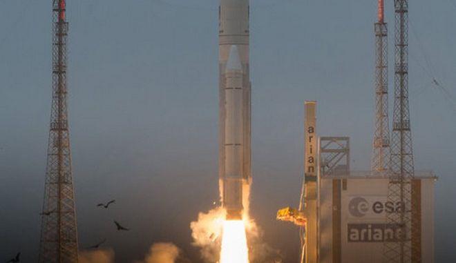 Το GPS της Ευρώπης σχεδόν ολοκληρώθηκε- Εκτοξεύθηκαν τέσσερις ακόμη δορυφόροι Galileo
