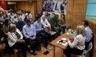 Συνεδρίαση του Ενιαίου Πολιτικού Κέντρου ΠΑΣΟΚ.