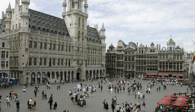 Η Grand-Place στις Βρυξέλλες