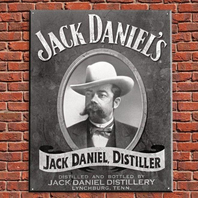 Μηχανή του Χρόνου: Τζακ Ντάνιελ, 'το καταραμένο παιδί' που έμαθε να κάνει ουίσκι από τον ιερέα της ενορίας