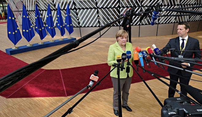 European Union leaders summit at the European Council in Brussels, Belgium on Jun. 22, 2017 /          22 , 2017