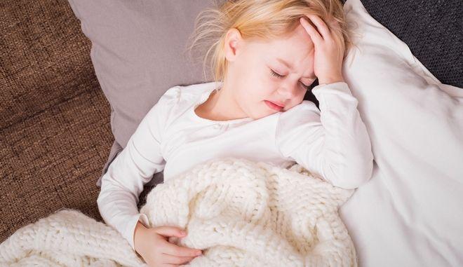 Οι πονοκέφαλοι και οι ημικρανίες δεν είναι σπάνια συμπτώματα στα παιδιά