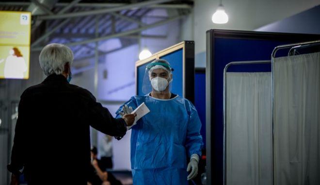 """Έλεγχοι επιβατών από το εξωτερικό στο αεροδρόμιο """"Ελευθέριος Βενιζέλος"""""""