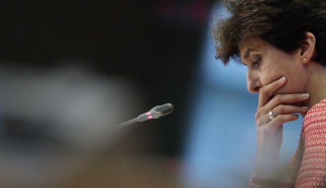 Η Γαλλίδα υποψήφια Επίτροπος Σιλβί Γκουλάρ