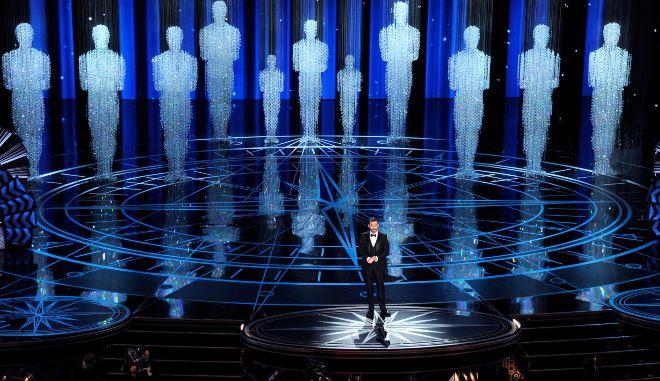 """Όσκαρ 2021: Όλοι οι υποψήφιοι στην ίδια αίθουσα - Το τρικ με το """"απαραίτητο προσωπικό"""""""