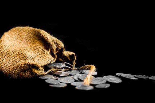 Αργυρά νομίσματα (φωτογραφία αρχείου)