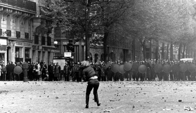Στιγμιότυπα από τον Μάη του '68