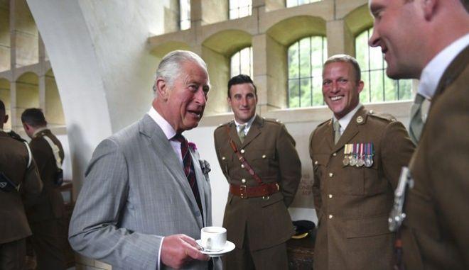 Φωτό αρχείου: Ο πρίγκιπας Κάρολος