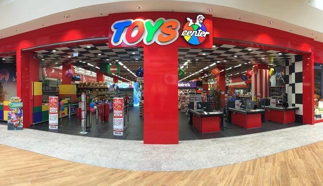 Κατάστημα της Toys Center