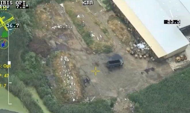 Έρευνες της αστυνομίας για τον Γραικό - Το σημείο που εντοπίστηκε το αυτοκίνητο
