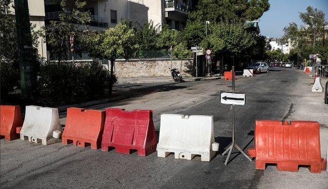Πανεπιστημιούπολη: Ύποπτο αντικείμενο στο Α.Τ. Ζωγράφου - Ελεγχόμενη έκρηξη