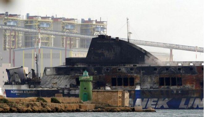 Norman Atlantic: Ενδείξεις ότι τέθηκε σε λειτουργία το λάθος σύστημα πυρασφάλειας