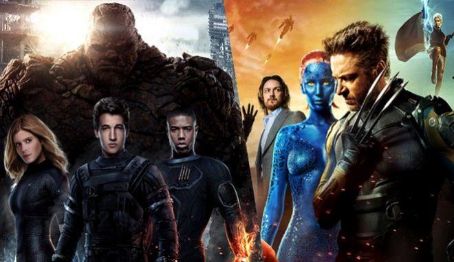Έρχεται συνάντηση τιτάνων; Η Disney διεκδικεί τους X-Men και τους Fantastic Four