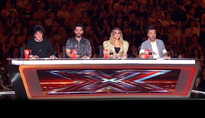Οι κριτές του X-Factor