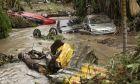 Καταρρακτώδεις βροχές στη Βραζιλία
