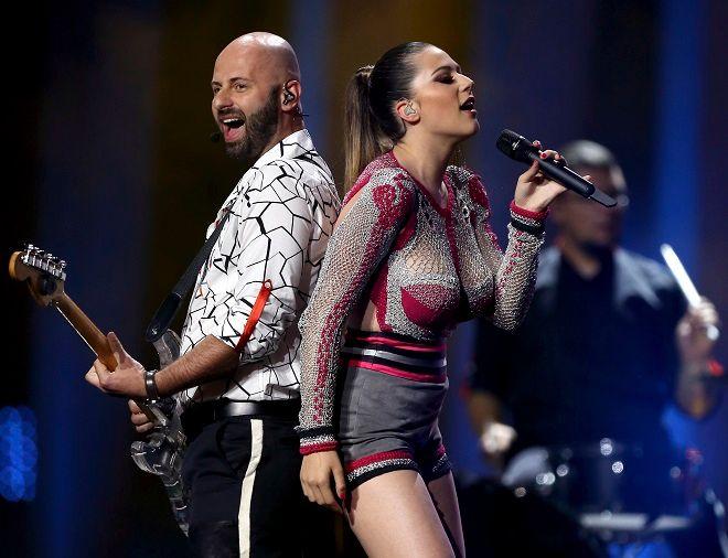 Το συγκρότημα Eye Cue από την ΠΓΔΜ θα τραγουδήσει στην Eurovision 2018 το