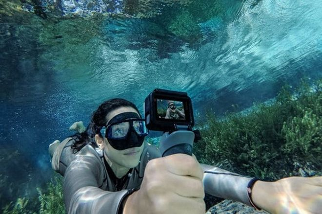 GoPro Hero6 Black και Fusion: Ντεμπούτο για τη νέες action cameras