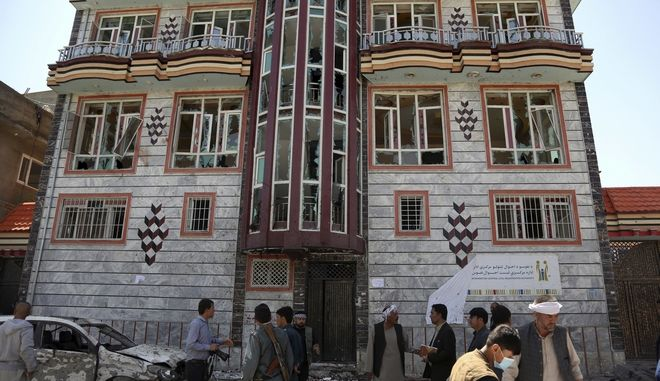 Στους 48 οι νεκροί από επίθεση καμικάζι σε κέντρο καταγραφής ψηφοφόρων