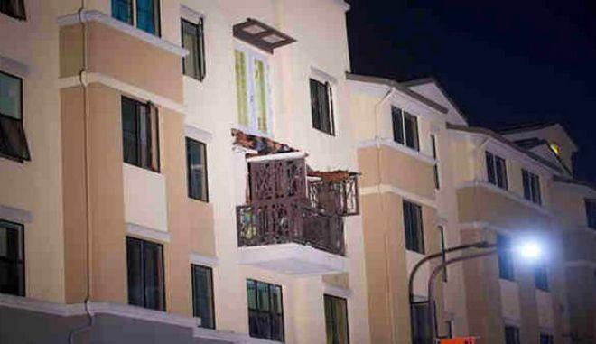 Έξι νεκροί από κατάρρευση μπαλκονιού στο Μπέρκλεϊ