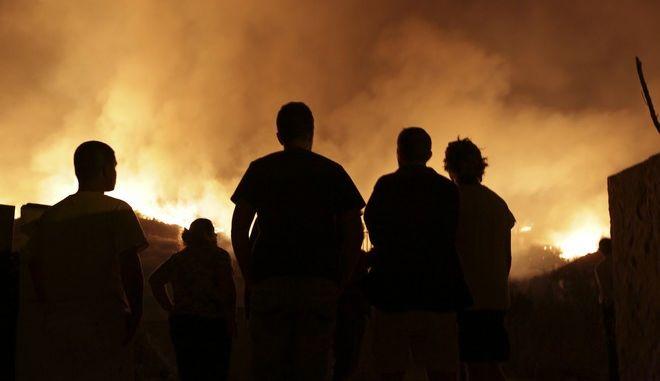 Πορτογαλία: Πυρκαγιά σε διώροφο κτίριο με οκτώ νεκρούς
